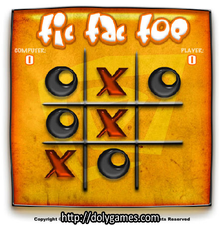 Tic Tac Toe – Play Free – FLASH Game