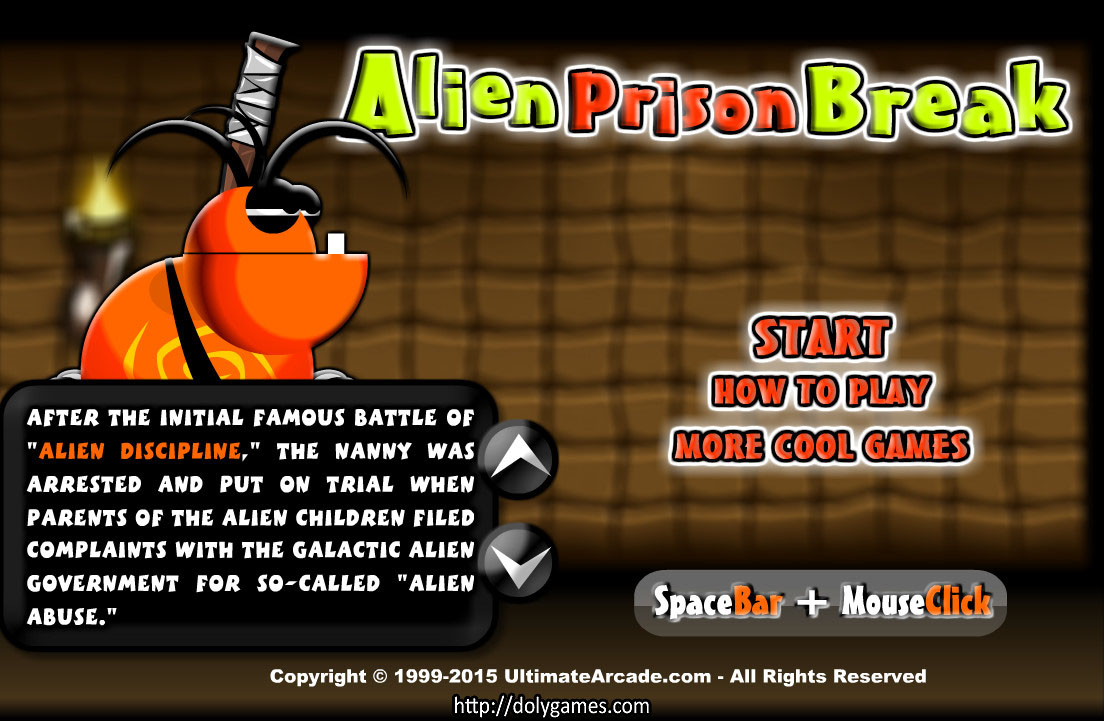 Alien Prison Break (1)