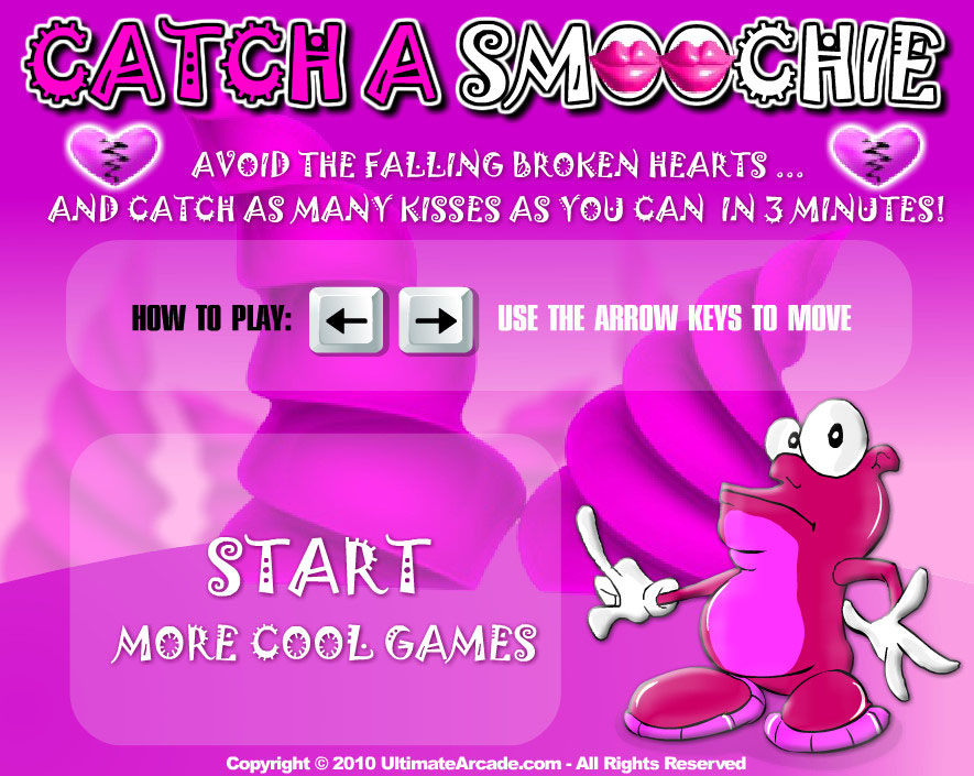 Catch a Smoochie game (1)