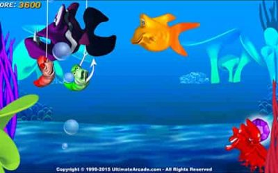 Chomper – Fish Game – Play Free