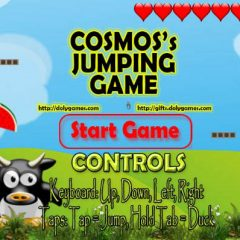 COSMOS's Jumping Game v2 – PLAY FREE