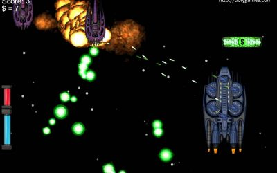 COSMOS's Starship Shooter v2 – PLAY FREE