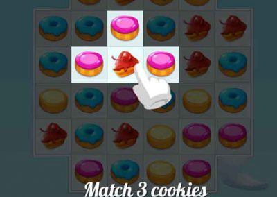 Cookie Crush 2 - PLAY FREE 2.5