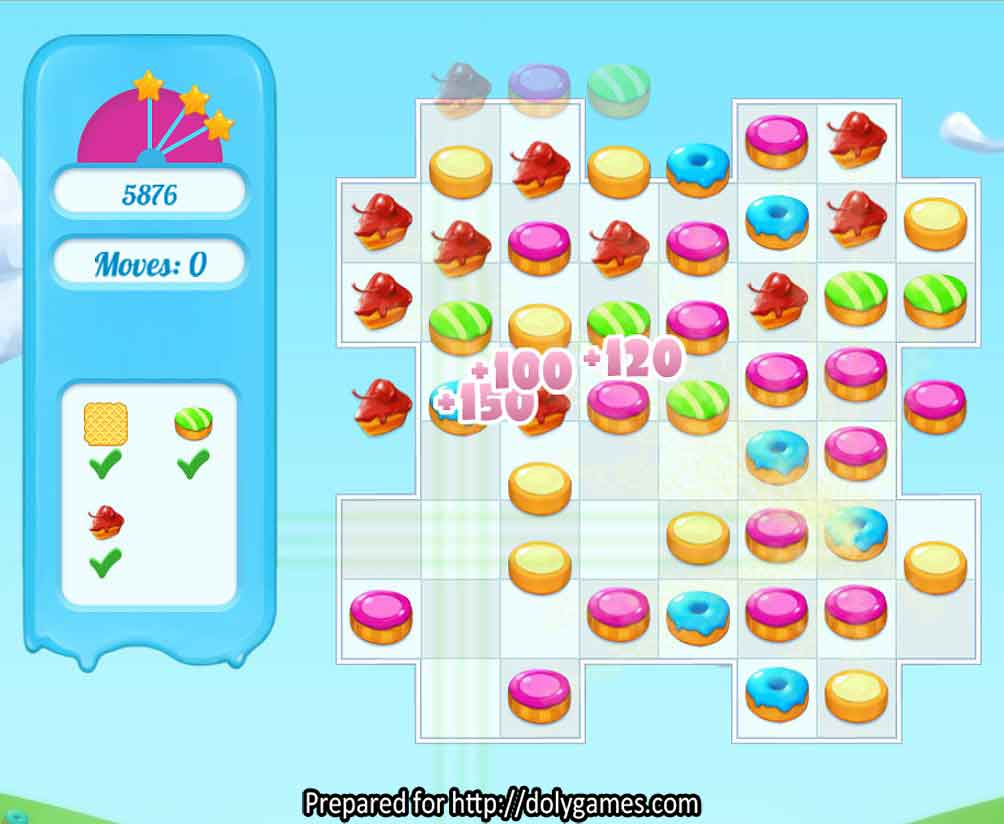 Cookie Crush 2 Play Free Dolygames
