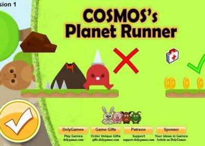 Cosmos's Planet Runner v1 - 2 opt