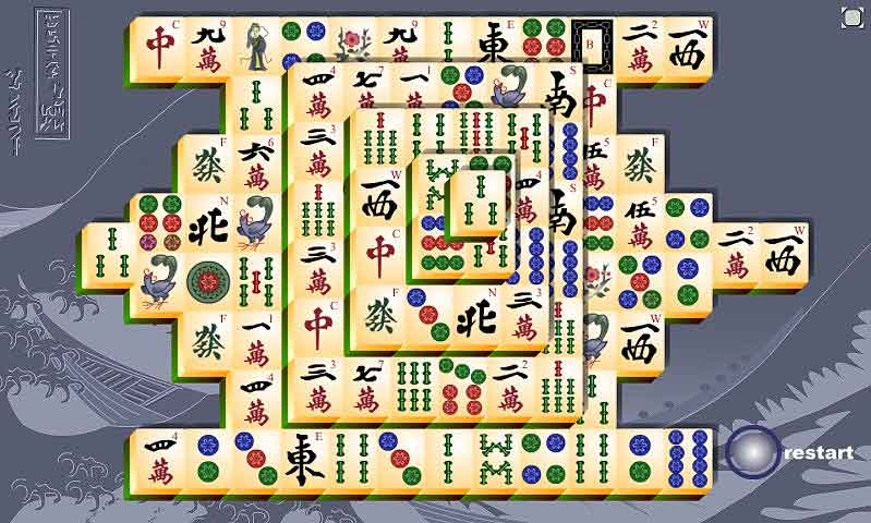 Games freegames.ws boardgames mahjong - Games68.com