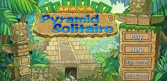 Maya Pyramid Solitaire – PLAY FREE