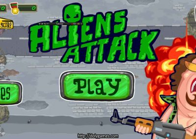 Aliens Attack - PLAY FREE 1