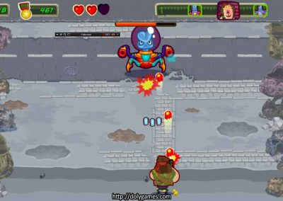 Aliens Attack - PLAY FREE 7