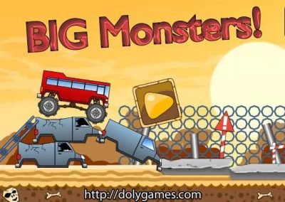 Big Monsters - PLAY FREE