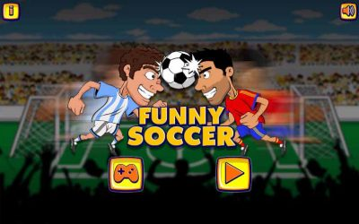 Funny Soccer – PLAY FREE
