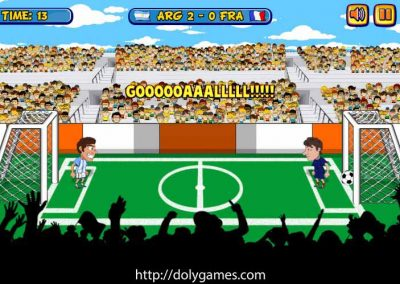 Funny Soccer - PLAY FREE3