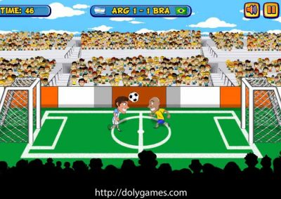 Funny Soccer - PLAY FREE4