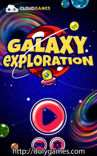 Galaxy Exploration - PLAY FREE