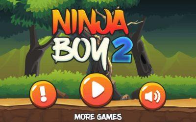 Ninja Boy 2 – PLAY FREE