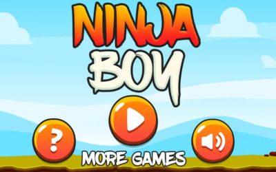 Ninja Boy – PLAY FREE