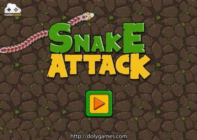 Snake Attack - PLAY FREE