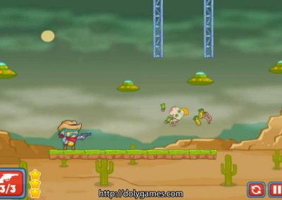 Cowboy vs Martians - PLAY FREE3 copy