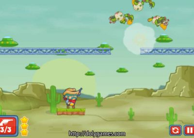 Cowboy vs Martians - PLAY FREE4 copy