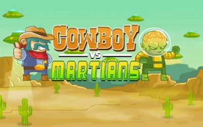Cowboy vs Martians – PLAY FREE