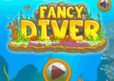 Fancy Diver 1