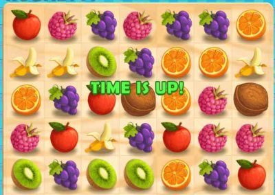 Juicy Dash 11 matching puzzle game