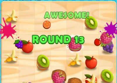 Juicy Dash 9 matching puzzle game