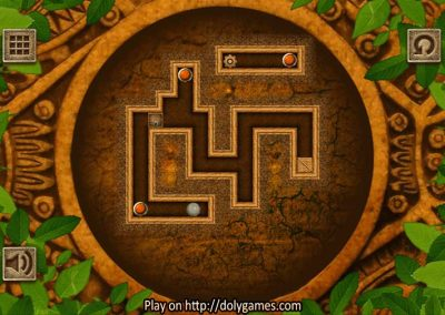 Jungle Roller puzzle game 2