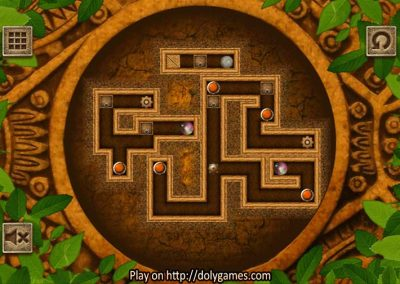 Jungle Roller puzzle game 3