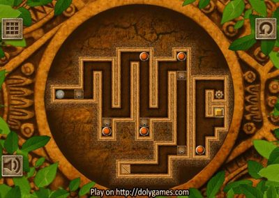 Jungle Roller puzzle game 5