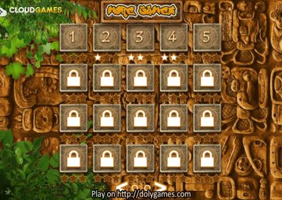 Jungle Roller puzzle game 6