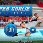 Super Goalie Auditions play at DolyGames 1