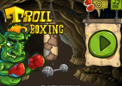 Troll Boxing - PLAY FREE DolyGames 1