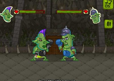 Troll Boxing - PLAY FREE DolyGames 12