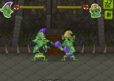 Troll Boxing - PLAY FREE DolyGames 3