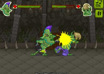Troll Boxing - PLAY FREE DolyGames 4