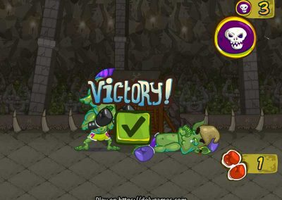 Troll Boxing - PLAY FREE DolyGames 5