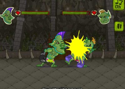 Troll Boxing - PLAY FREE DolyGames 6