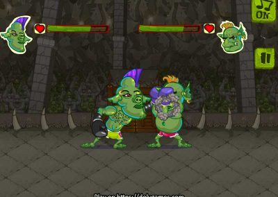 Troll Boxing - PLAY FREE DolyGames 7