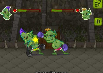 Troll Boxing - PLAY FREE DolyGames 8
