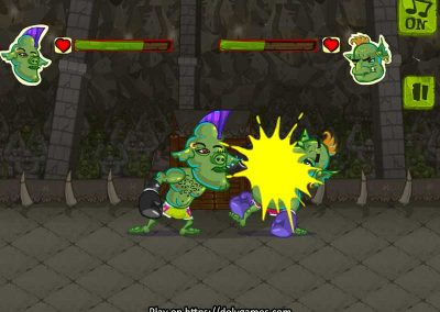 Troll Boxing - PLAY FREE DolyGames 9