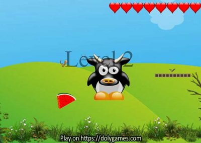 COSMOS's Jumping Game v2 play free DolyGames 1