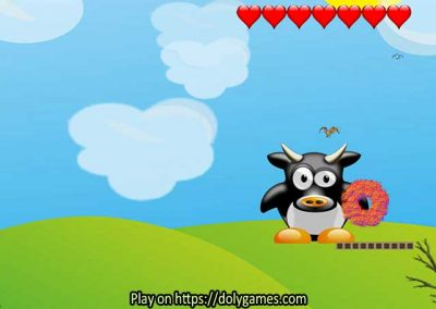 COSMOS's Jumping Game v2 play free DolyGames 2