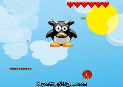 COSMOS's Jumping Game v2 play free DolyGames 3