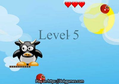 COSMOS's Jumping Game v2 play free DolyGames 4