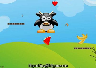 COSMOS's Jumping Game v2 play free DolyGames 5