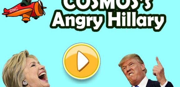 COSMOS's Angry Hillary – PLAY FREE