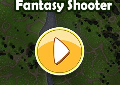 COSMOS's Fantasy Shooter 1