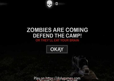 COSMOS's Zombie Survivor v1.5 First Person Shooter 1
