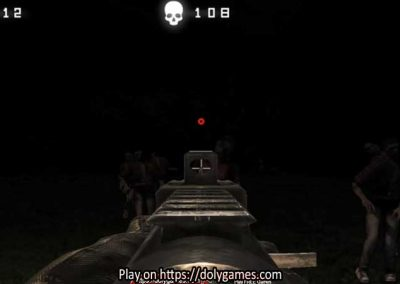 COSMOS's Zombie Survivor v1.5 First Person Shooter 11